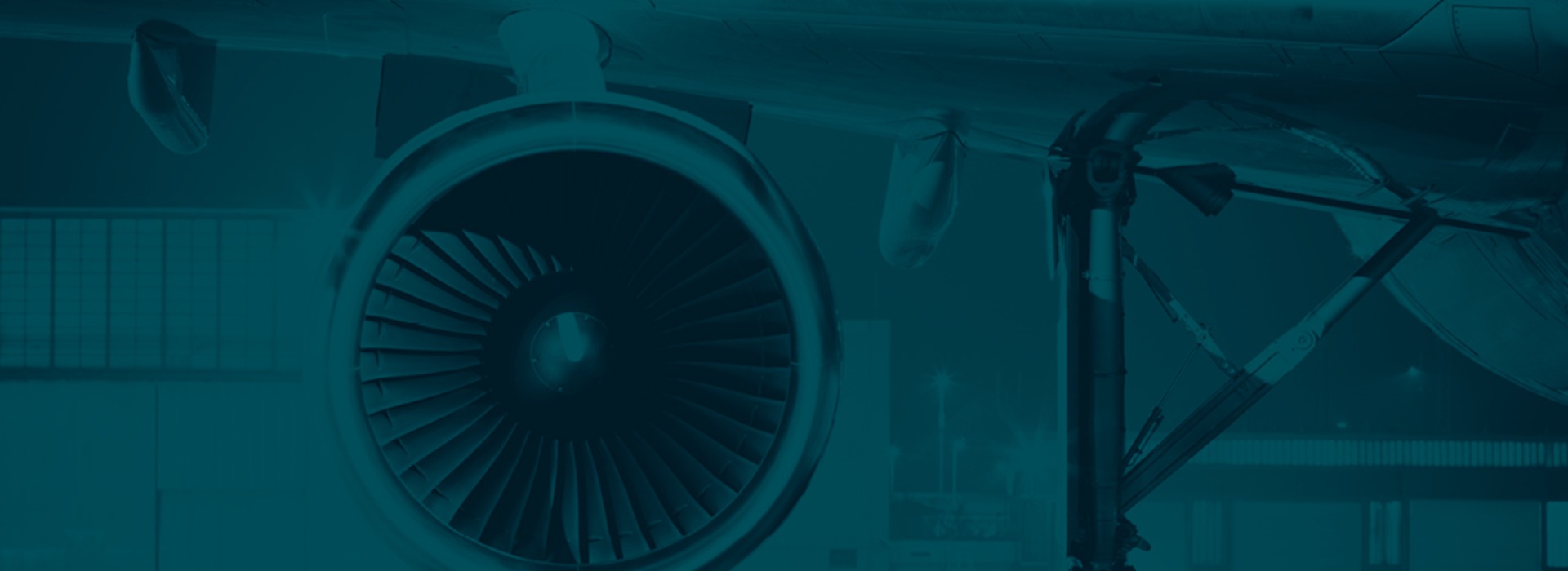 Aerospace industry banner