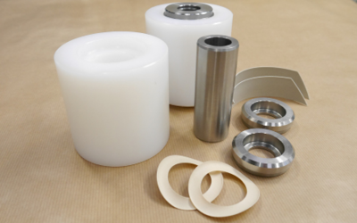 Polymer and metal machining capabilities