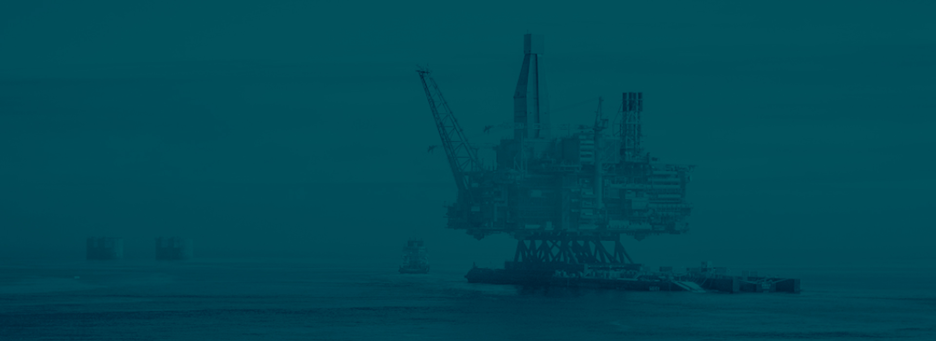 Oil And Gas Industry Banner
